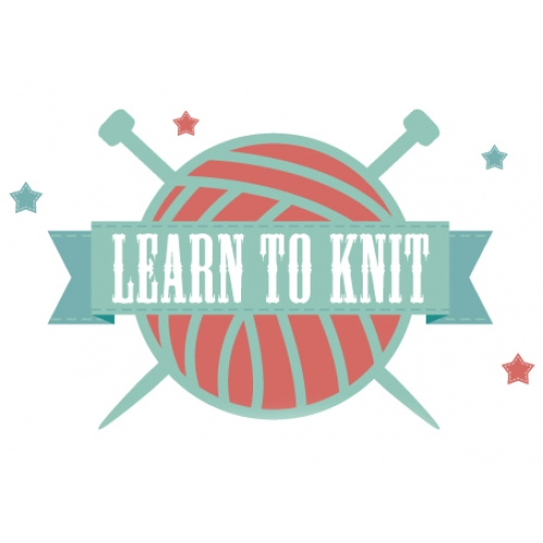 learn to knit basic beginners class create an infinity scarf the bookmark shoppe. Black Bedroom Furniture Sets. Home Design Ideas
